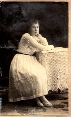 Ефросинья Павловна Черных 1920