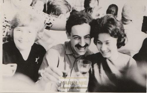 Миша и Маша Ярины 1962