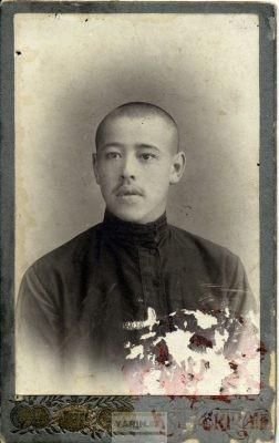Vasyliy Pavlovich Chernykh 1917
